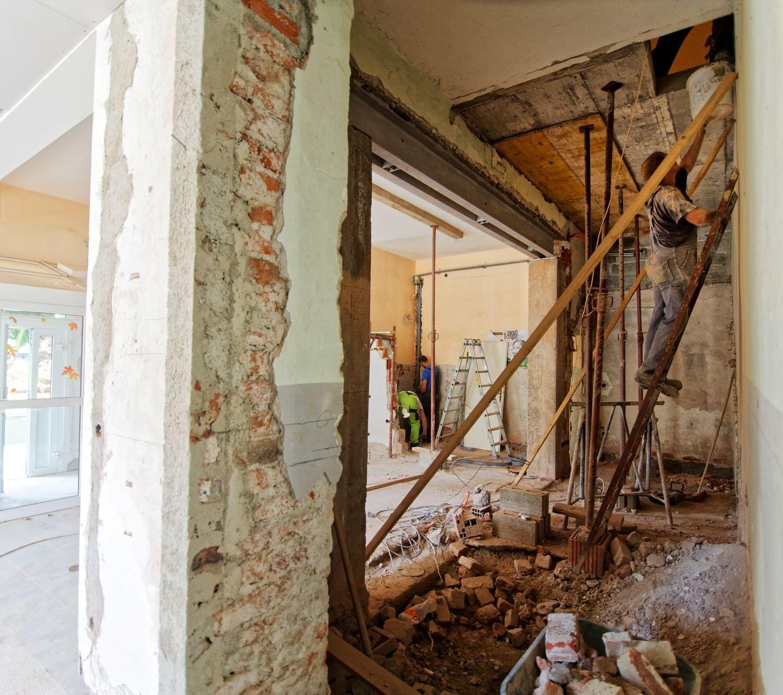 En billig bank er afgørende, når du vil renovere din bolig