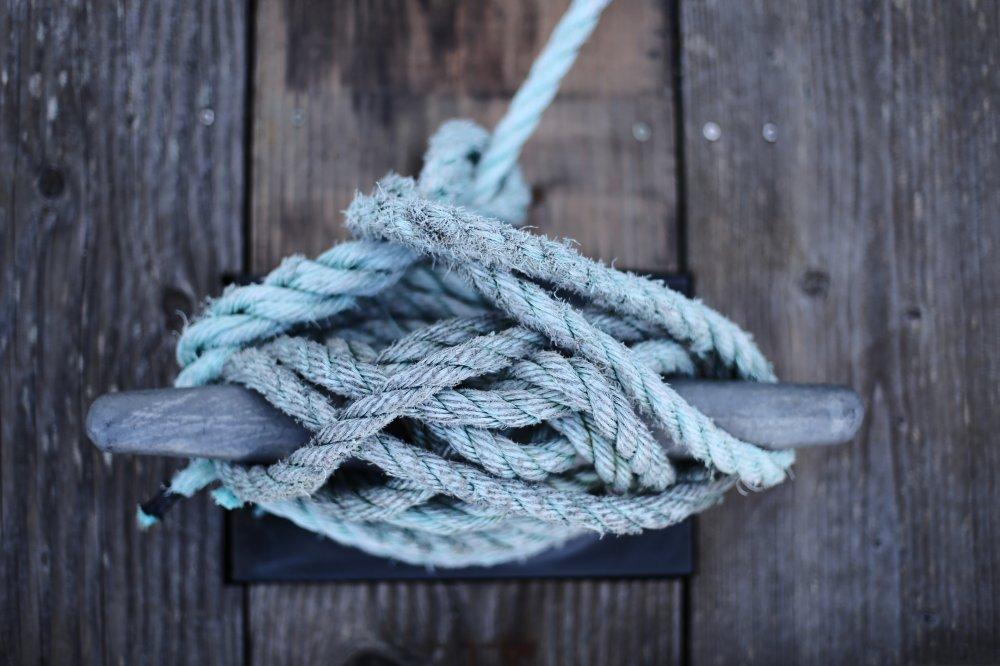 Hvad skal jeg bruge i forbindelse med anker og fortøjning?